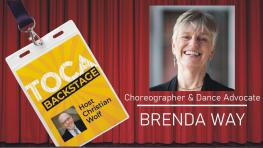 Choreographer and Founder of ODC Dance: Brenda Way Interview